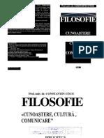 190984034 Filosofie Cunoastere Cultura Comunicare 1