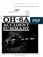 OH-6A accident summary