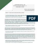 Módulo IV- Direito Penal No Estado Democrático de Direito Novo