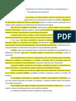 Fichamento – Pesquisa Qualitativa Em Ciências Humanas e Sociais