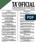 Gaceta Oficial Nº 40.359-Certificados Médicos Víales