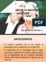 Psicología de La Adultez y Senectud