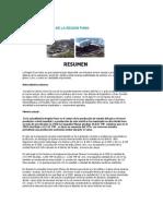 Potencial Minero de La Región Puno