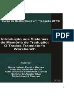 Livro Intro Aos Smt - Tania Liparini Campos