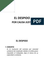 DESPIDO - 02