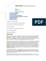 Psicoterapia Gestalt Resumen