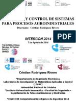 Modelado y Control de Sistemas Para Procesos Agroindustriales - Rodriguez Rivero 2014