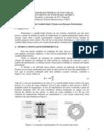 Prática 1 Determinação Da Condutividade Térmica Em Sistemas Particulados