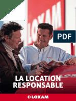 Brochure Loxam