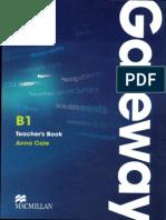 GatewayB1teachersbook207pages Opt