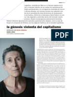 La Genesis Violenta Del Capitalismo (7044)