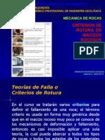 CAP II MR 2014 I Criterios de Rotura