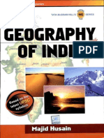 Indian Geography Majid Hussain