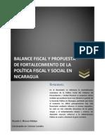 Balance Fiscal en Nicaragua 2014