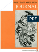 The Metropolitan Museum Journal v 17 1982