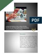 Informe de Auditoría Programas de Prevención Lavado Activos