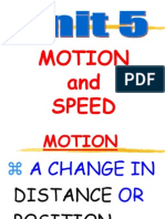 Ch03a Motion and Speed