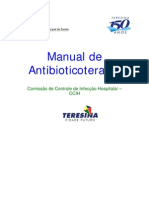 Manual de Antibioticoterapia