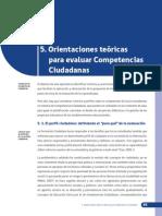 Orientaciones Teoricas Para Evaluar Competencias Ciudadanas Extracto