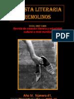 Revista Literaria Remolinos 41