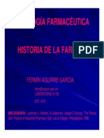 Historiadelafarmacia 110108185803 Phpapp01(1)