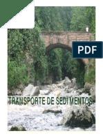 p Transporte Sedimentos