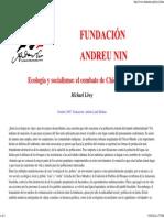 Ecología y Socialismo_ El Combate de Chico Mendes