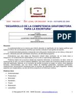 Documento Grafomotricidad