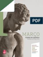 Agenda Cultural de Marco 2014 2