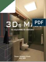 3Ds MAX Na Arquitetura de Interiores Thomas Henrique Schuz