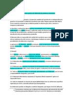Norma de Buenas Prácticas de Fabricación de Productos Veterinarios