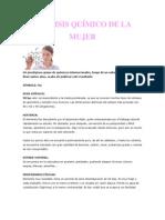 Analisis Quimico de la Mujer y el Hombre.docx