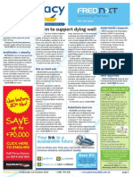 Pharmacy Daily for Wed 01 Oct 2014 - $237m to support dying well, World Heart Day pumps, MA on DoH sub, Health, Beauty and New Products, and much more