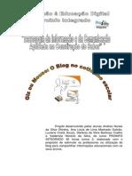 Projeto Giz Ou Mouse_O Blog Na Escola