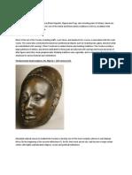 The Yoruba of South Western Africa