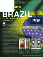200 Years of Beer in Brazil