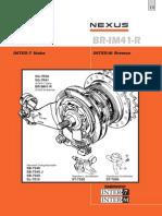 NEXUS SG 7R40 Werkstatthandbuch