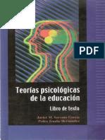 Serrano - 2003 - Teoría Psicológica de La Educación-Annotated