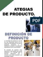 Estrategias de Producto 2