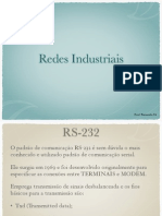 Redes Industriais - Rs-232 422