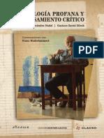 Teologia Profana y Pnsamiento Critico Conversaciones Con Hinkelammert