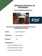INFORME FISICA LAB2 Modificado Hasta Antecedente Exp