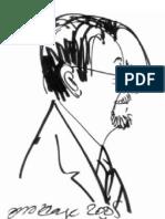 PDM Caricature