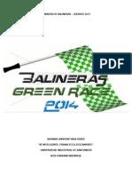 Balineras Green Race 2014