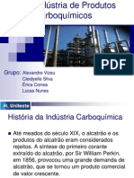 Produtos Da Industria Carboquimica