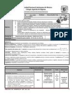 Plan y Programa de Eval Matematicas IV 2p 2014-2015