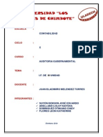 i.f. III Unidad - Auditoria Gubern.