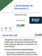 Clase2 - Desarrollo Web