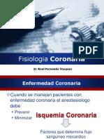 Fisiologia Coronaria