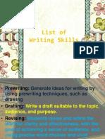 Writing Linda